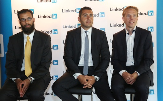 LinkedIn Enters MENA Region
