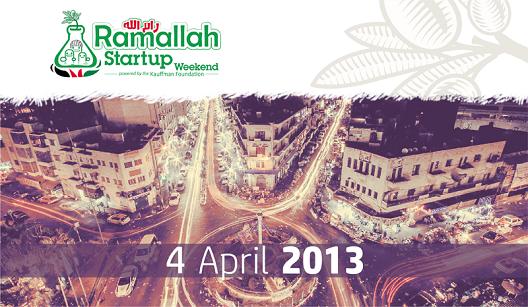 Startup Weekend Ramallah 2013