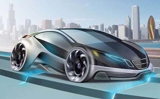 Le futur de la voiture ?
