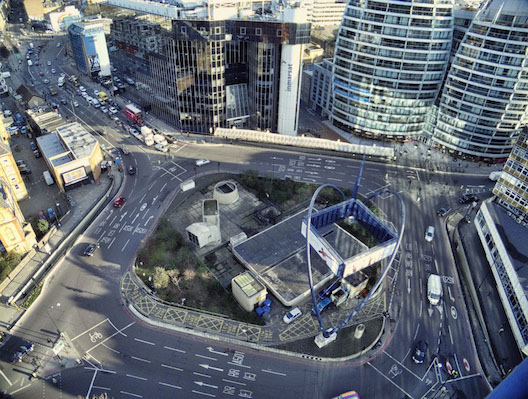 London's christened Silicon Roundabout