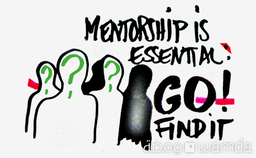 Pic of the Week: Mentorship is Essential