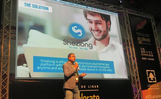 Ahmed Abu ElHaz CEO of Shezlong