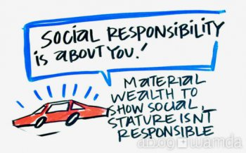 Pic of the Week: Social Responsibility is about You
