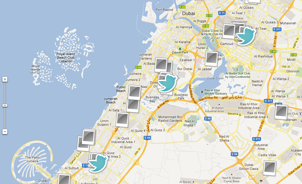 10 Crowdmaps Bringing Transparency to the Arab World