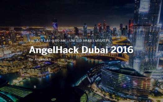 Angelhack Dubai