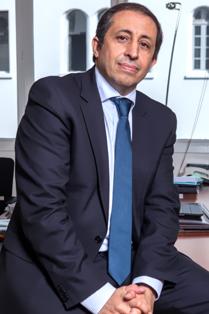 Hamid Ben Elafdil, CEO the RCI of Greater Casablanca