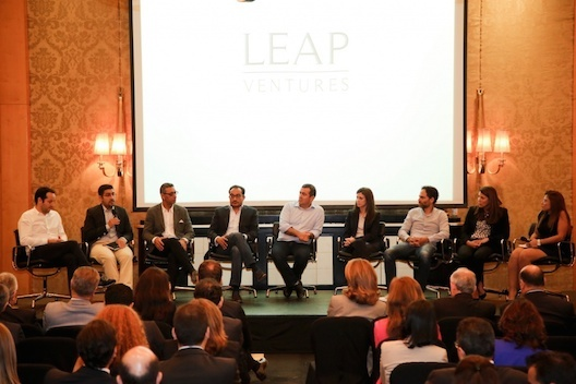 The team at the official launch of the fund in 2015