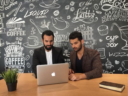 JustMop's founders