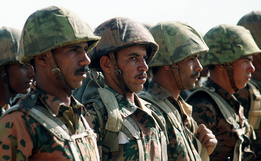 Military service in Egypt