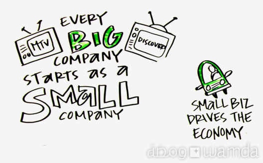 Every Big Company Starts Small