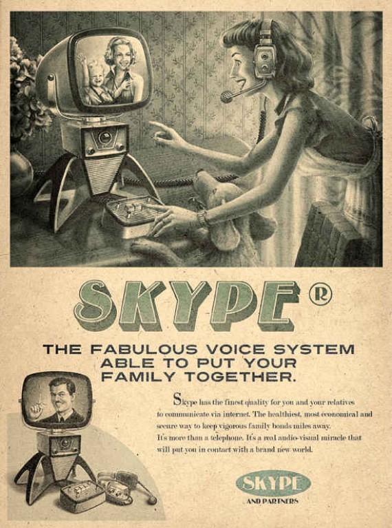Vintage Skype