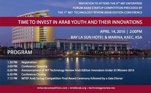 9th MITEF Arab Startup Competition Final Ceremony