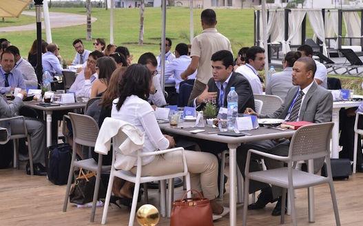 Un déjeuner tourné vers le networking à CEED Annual Conference