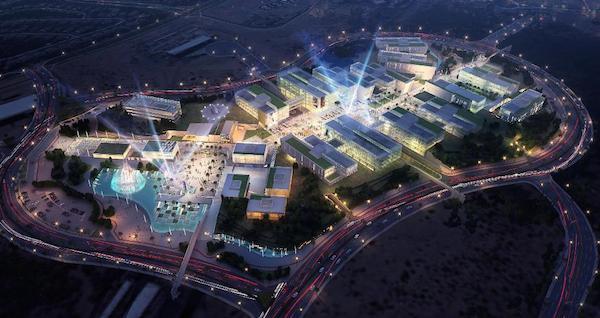 Dubai's Silicon Park