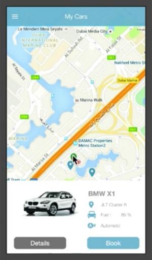 MyCars app