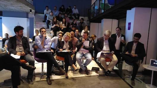 Seedstars judging panel in Beirut