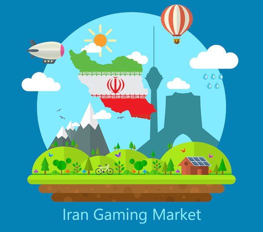 The Iranian gaming market