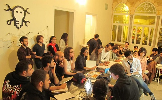 Lamba Labs Hackerspace