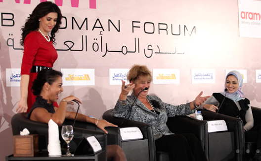 Wamda Celebration of Women Entrepreneurs Project to Launch at the New Arab Woman Forum