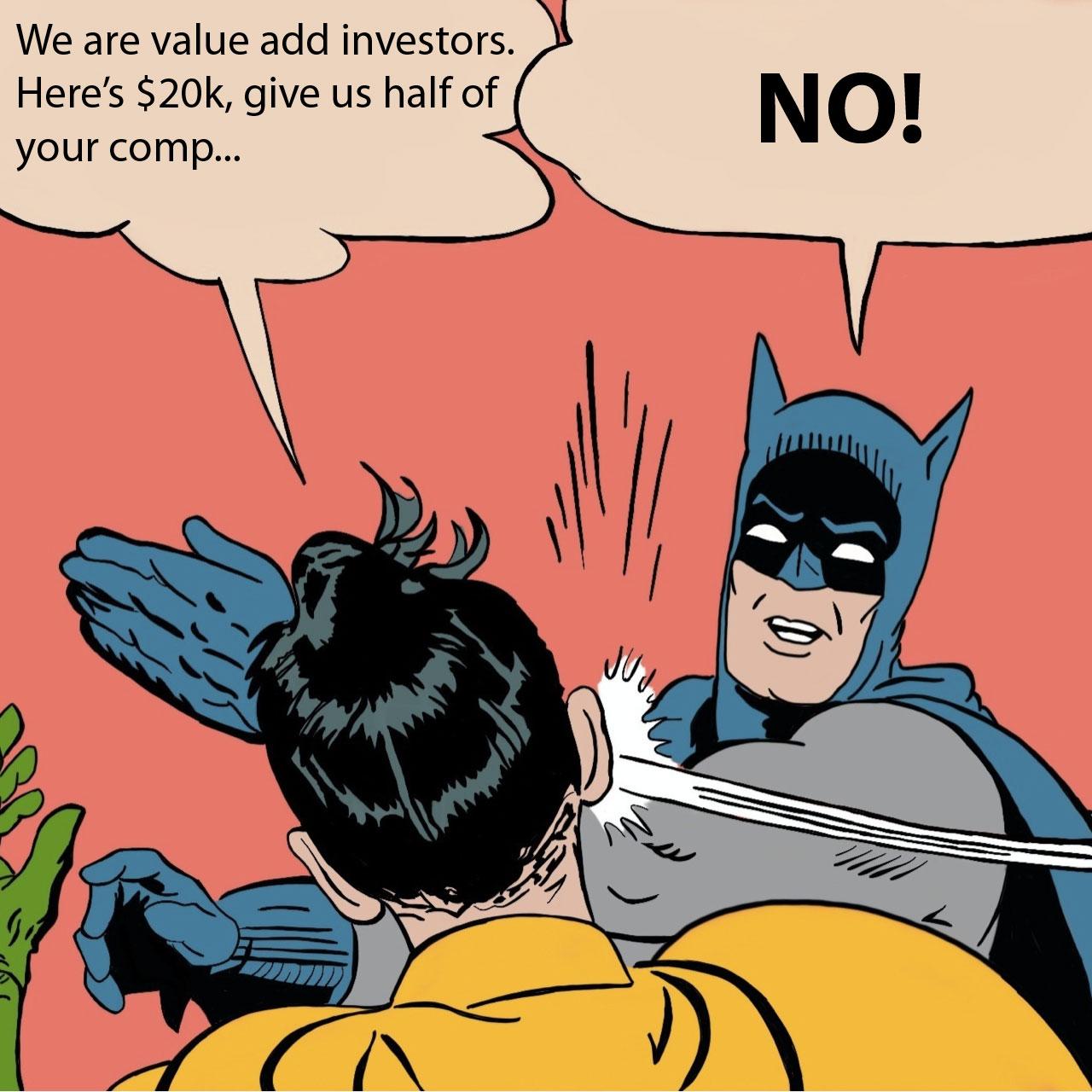 Value add investors