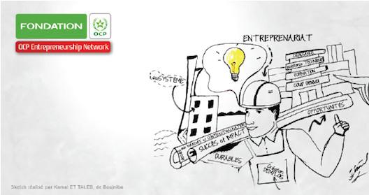 ocp Fondation entrepreneuriat