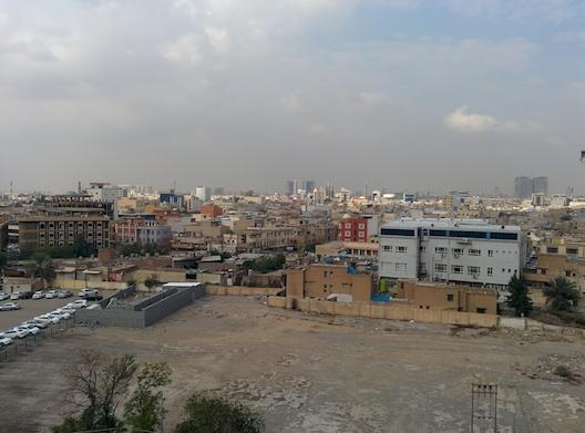 Erbil panorama