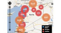 Syria Conflict Mapped