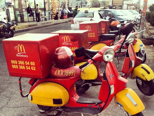 Egypt fast food delivery