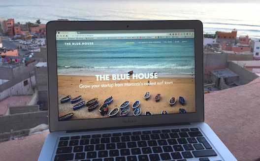 The Blue House Taghazout