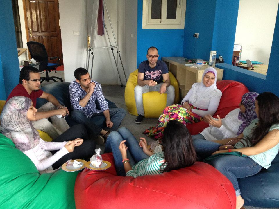 7 coworking spaces in Egypt