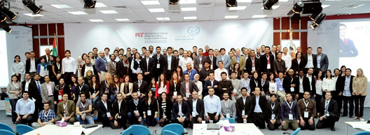 Egyptian Jordanian startups win MITEF Arab Business Plan Competition