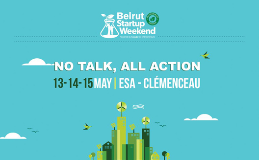 Startup Weekend Beirut 2016