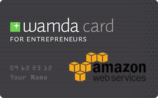 WamdaCard Amazon Partnership