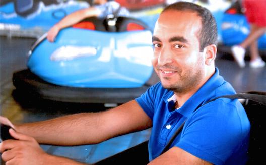 Expensya founder Karim Jouini