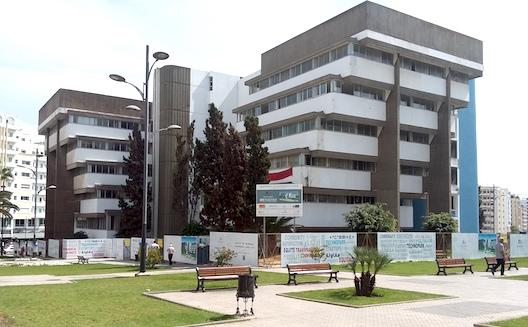 Le Technopark de Tanger