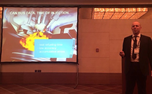 Omnicomm CEO at Telematics Conference MEA