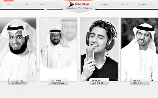 Music platform Alfan Group