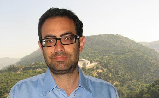 BuyLebanese.com founder Karim Saikali