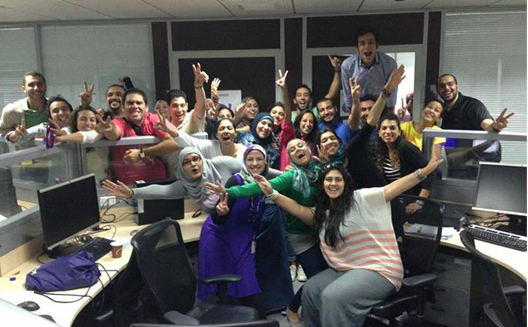 Yahoo Egypt office