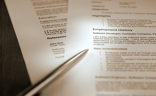 7 Things Not to Include In Your Resume