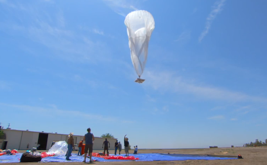 How Project Loon handles governments
