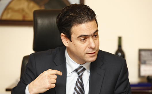Nicholas Sehnaoui
