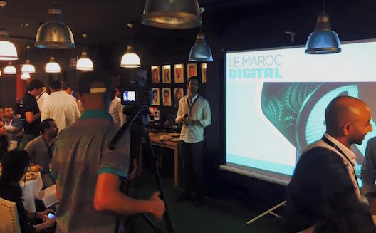 Lancement du Maroc Digital