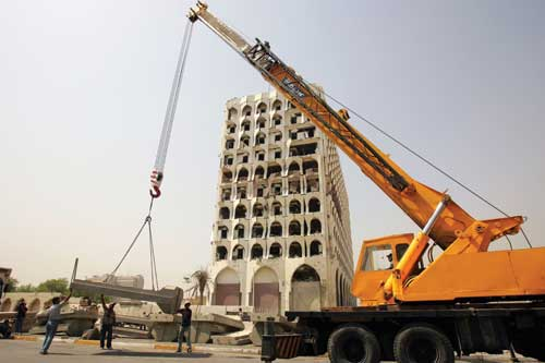 Rebuilding Bablyon