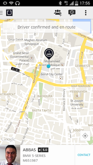 Is Lebanon ready for Uber and Careem? [Promocodes included] - Wamda