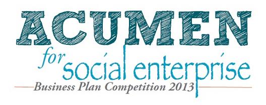 Dubai+Acumen Social Enterprise Business Plan Competition - Wamda